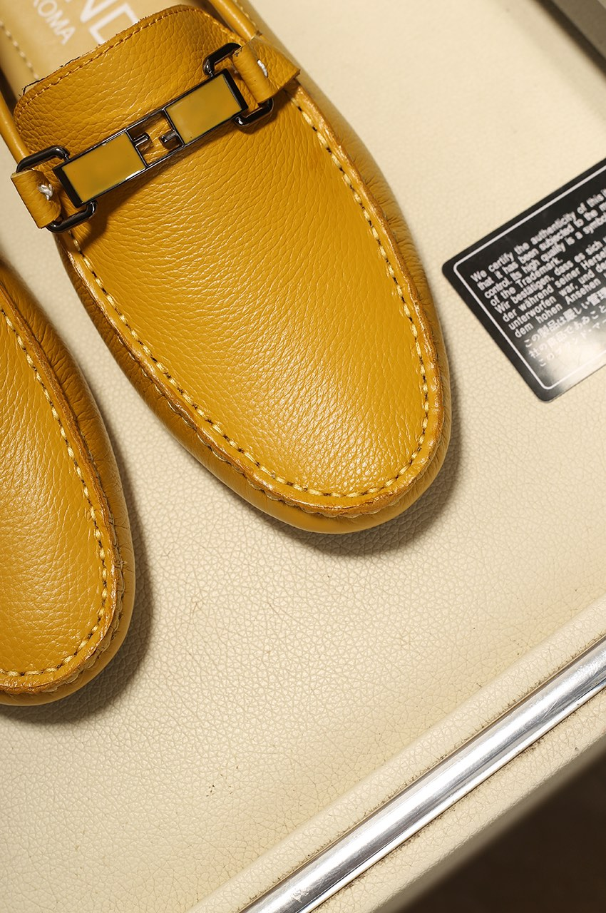 Fendi shoes for Men #387969 replica