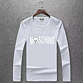 Moschino Long-sleeved T-shirts for Men #382265