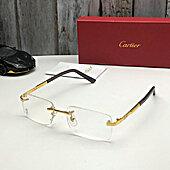 cartier  plain glasses #385750