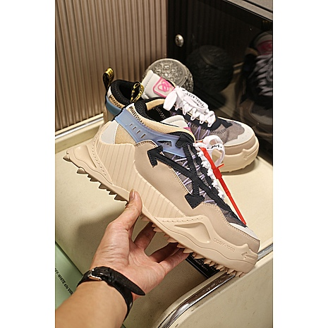 OFF WHITE shoes for men #389538