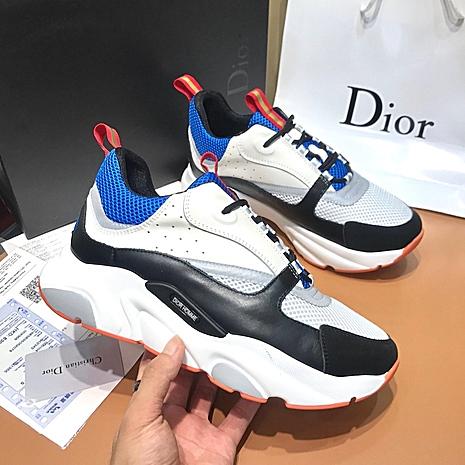 Dior Shoes for MEN #391215 replica