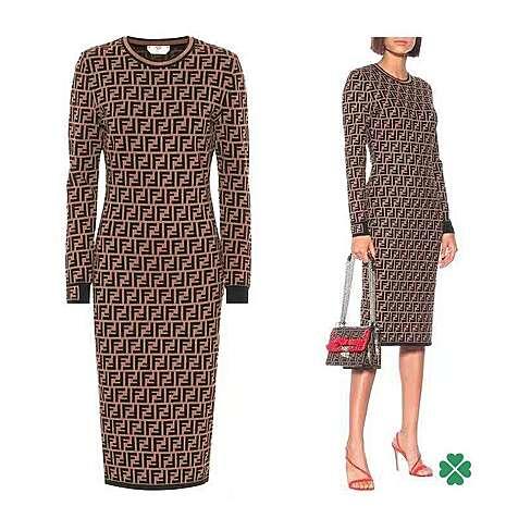 fendi skirts for Women #392635 replica