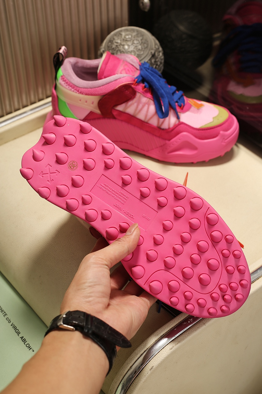 OFF WHITE shoes for men #389541 replica