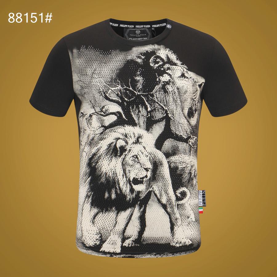 PHILIPP PLEIN  T-shirts for MEN #389583 replica
