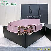 D&G AAA+ Belts #392151