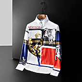Versace Shirts for Versace Long-Sleeved Shirts for men #395217