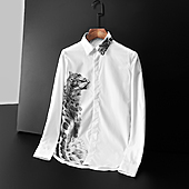 Givenchy Shirts for Givenchy Long-Sleeved Shirts for Men #395300