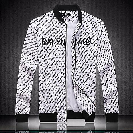 Balenciaga jackets for men #395996