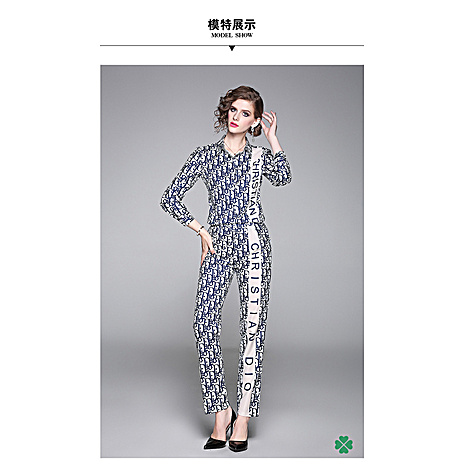 Dior tracksuits for Women #398505