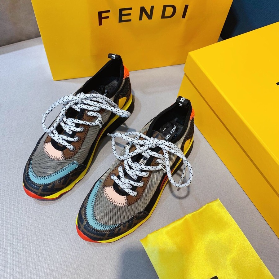 Fendi shoes for Men #395820 replica