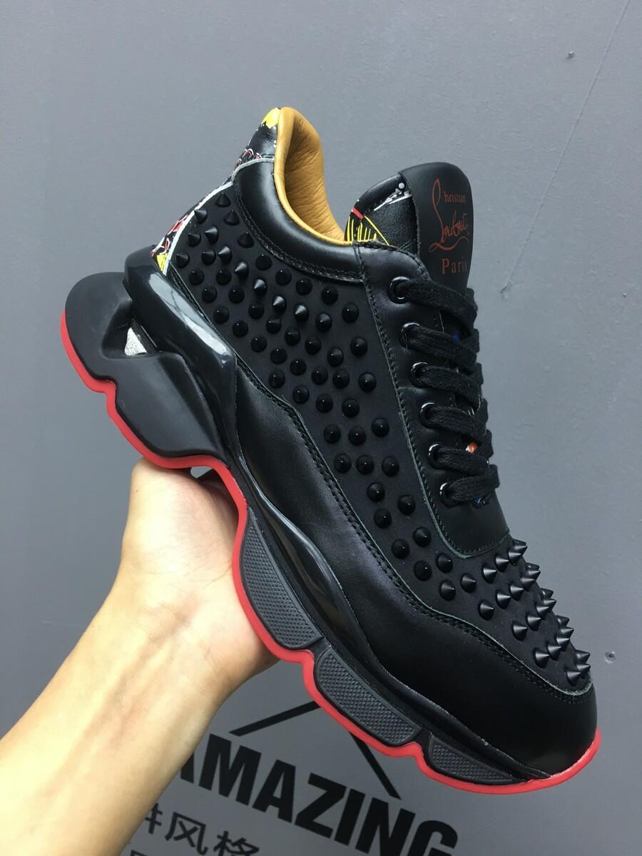 Christian Louboutin Shoes for MEN #397883 replica