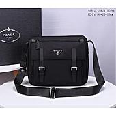 Prada AAA+ Men's Messenger Bags #396250