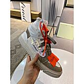 OFF WHITE shoes for men #397020