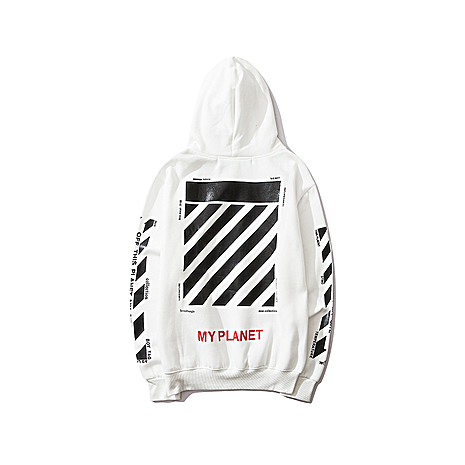 OFF WHITE Hoodies for MEN #400860 replica