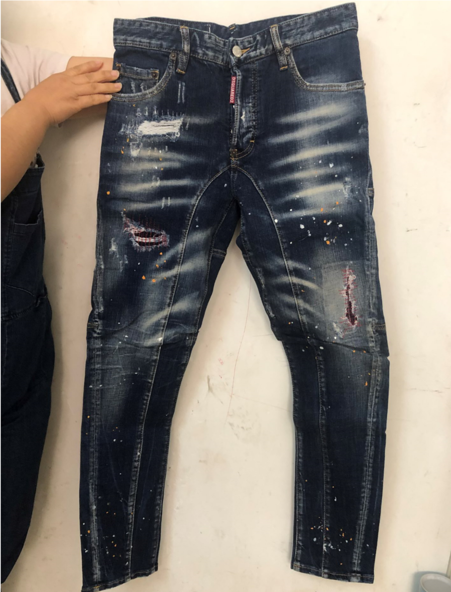 SPECIAL OFFER SPECIAL OFFER dsquared2 jeans for men  Size:46=30 #402795 replica