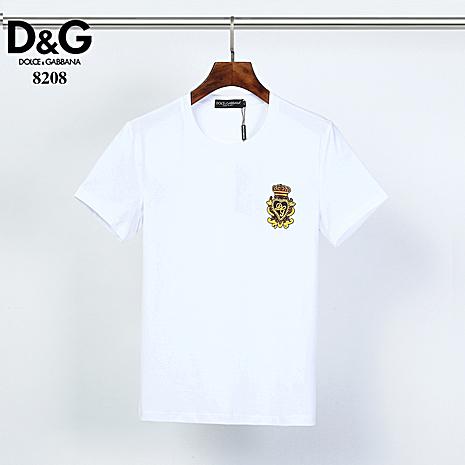 D&G T-Shirts for MEN #403332