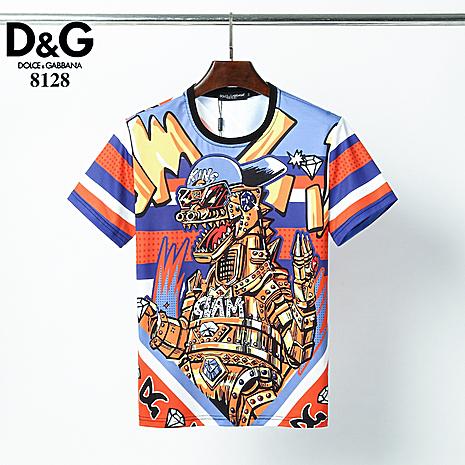 D&G T-Shirts for MEN #403352