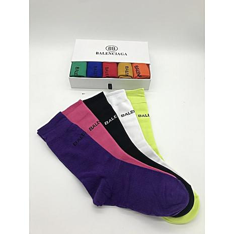 Balenciaga Socks 5pcs sets #404397