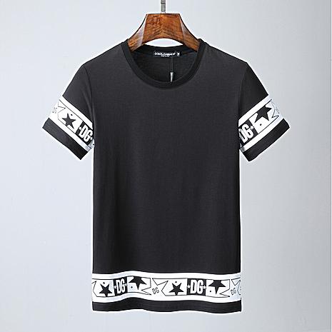 D&G T-Shirts for MEN #405892