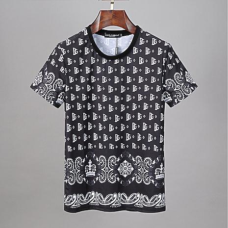 D&G T-Shirts for MEN #405900