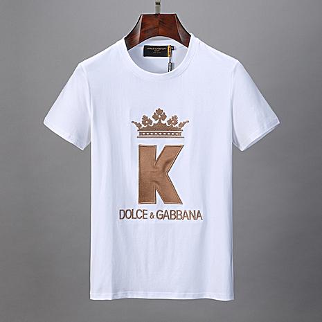 D&G T-Shirts for MEN #405904