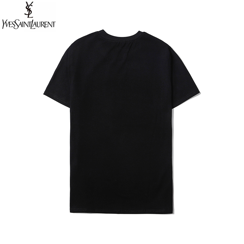 YSL T-Shirts for MEN #405280 replica