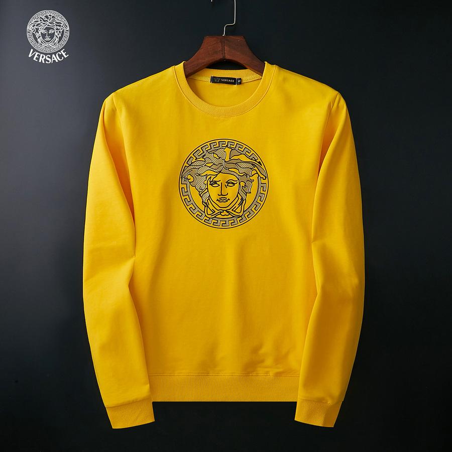 Versace Hoodies for Men #405850 replica