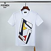 Fendi T-shirts for men #404063