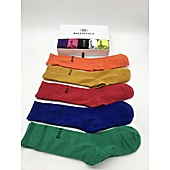 Balenciaga Socks 5pcs sets #404396