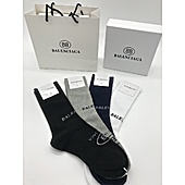 Balenciaga Socks 4pcs sets #404399