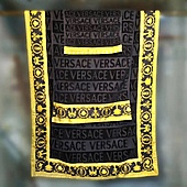 Versace bath towel #404428