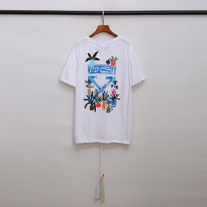 OFF WHITE T-Shirts for Men #408663 replica