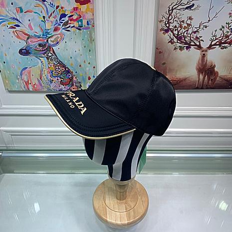 Prada  AAA+ hats & caps #411156