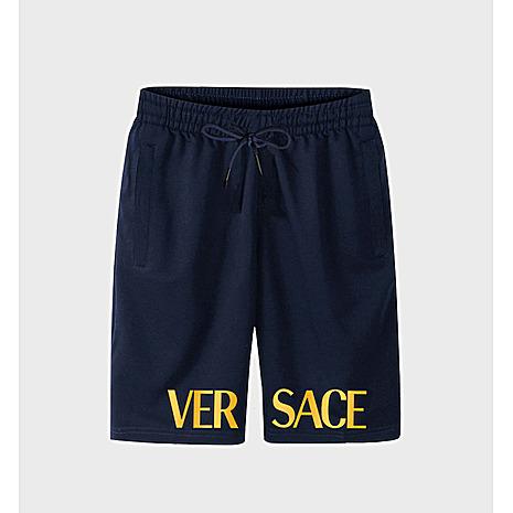 Versace Pants for versace Short Pants for men #413259