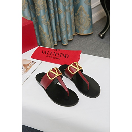 Valentino Shoes for VALENTINO Slippers for women #415290