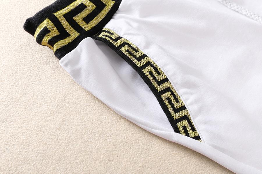 Versace Pants for versace Short Pants for men #413262 replica