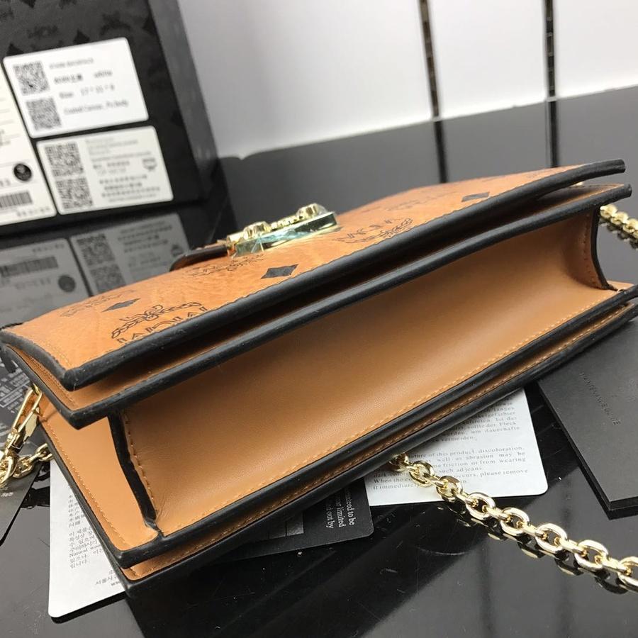 MCM AAA+ Handbags #414052 replica