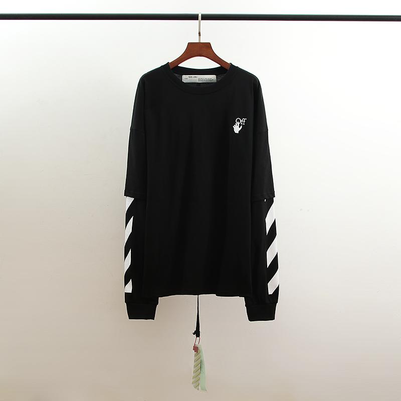 OFF WHITE Long-Sleeved Polo shirt for MEN #415523 replica