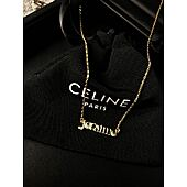CELINE necklace #416397