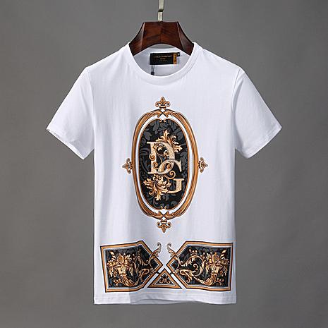 D&G T-Shirts for MEN #417044
