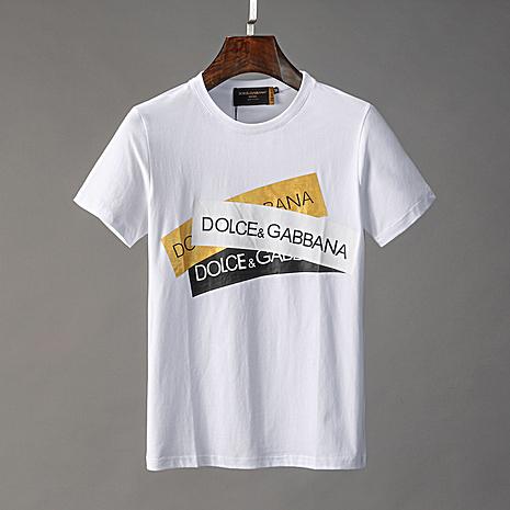 D&G T-Shirts for MEN #417049