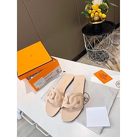 HERMES Shoes for HERMES slippers for women #417895