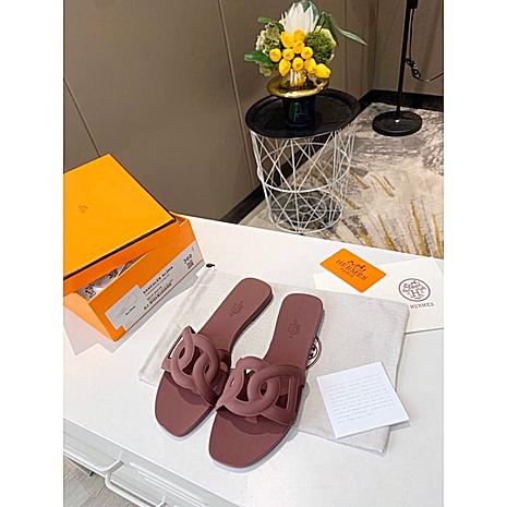 HERMES Shoes for HERMES slippers for women #417896