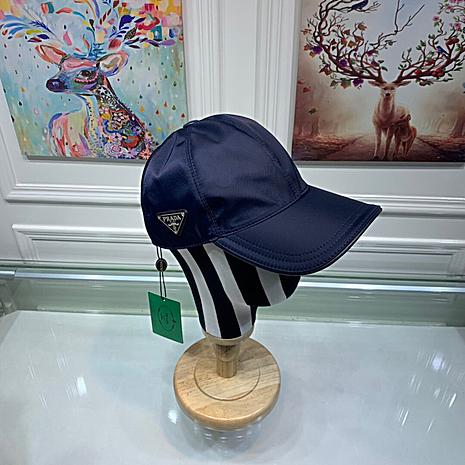 Prada Caps & Hats #418996