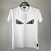 Fendi T-shirts for men #417034