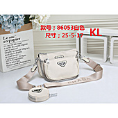 Prada Handbags #419000