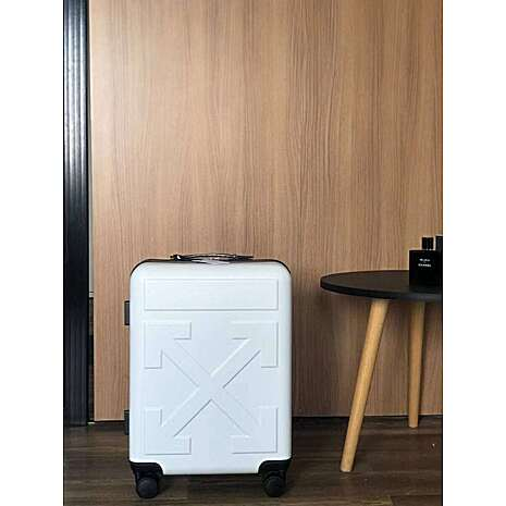 OFF WHITE AAA+ Trolley Travel Luggage #421930