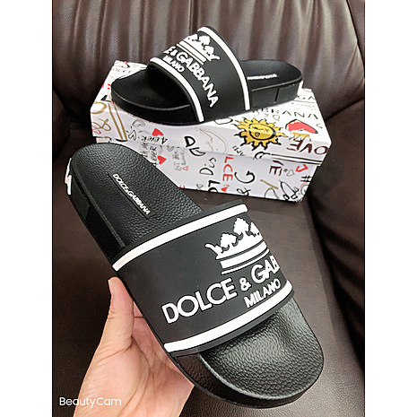 D&G Shoes for Men's D&G Slippers #423157