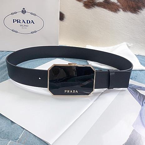 Prada AAA+ Belts #425328