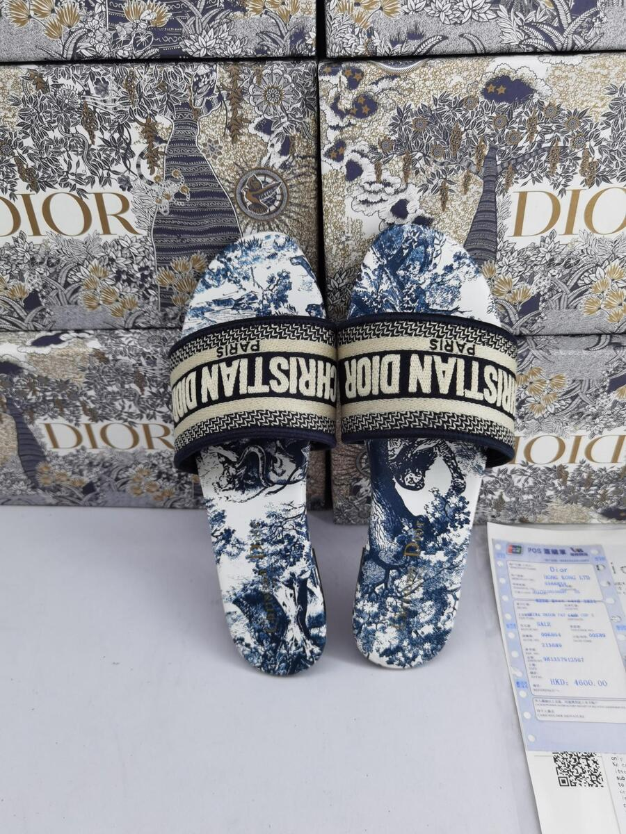 Dior Shoes for Dior Slippers for women #422414 replica